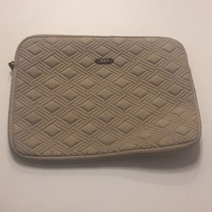 Tumi Quilted Padded Laptop Case